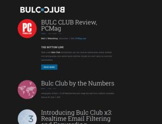 bulc.info screenshot