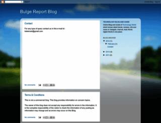 bulgereportblog.blogspot.com screenshot