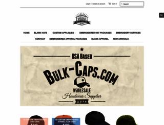 bulk-caps.com screenshot