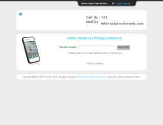 bulk.dotlinesoft.com screenshot