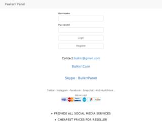bulkrr.com screenshot