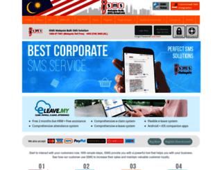 bulksms.com.sg screenshot