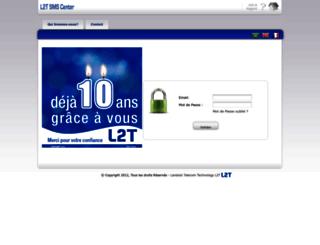 bulksms.l-2t.com screenshot