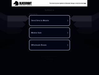 bulktext.ie screenshot