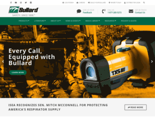 bullard.com screenshot