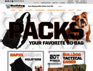bulldogcases.com screenshot