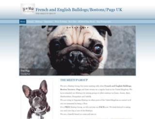 bulldoggroupuk.vpweb.co.uk screenshot