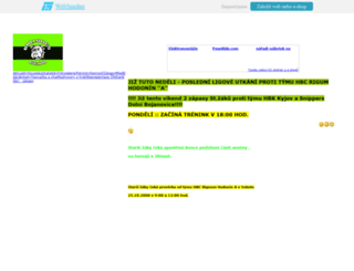 bulldogs-brno.websnadno.cz screenshot