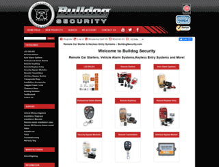 bulldogsecurity.com screenshot