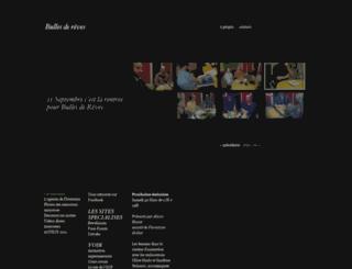 bullesdereves.com screenshot