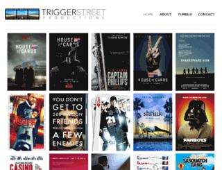 bulletin.triggerstreet.com screenshot