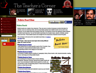 bulletinboards.theteacherscorner.net screenshot