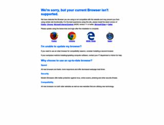 bulletinmessenger.net screenshot