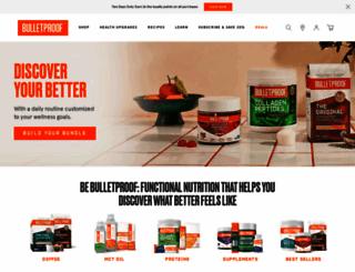 bulletproofexec.com screenshot
