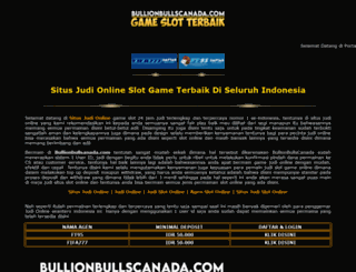 bullionbullscanada.com screenshot