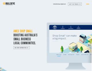 bullseye-digital.com screenshot