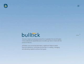 bulltick.com screenshot