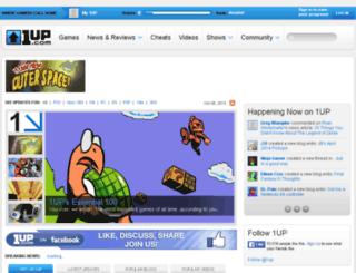 bully-club.1up.com screenshot