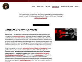 bullyville.com screenshot