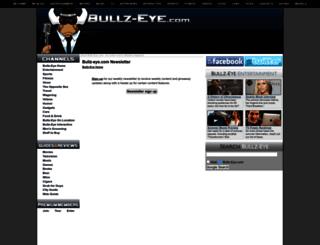 bullzeyenewsletter.com screenshot
