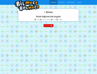 bulmaca.org screenshot