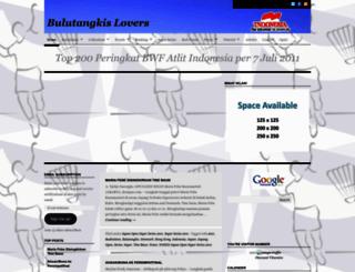 bulutangkislovers.wordpress.com screenshot