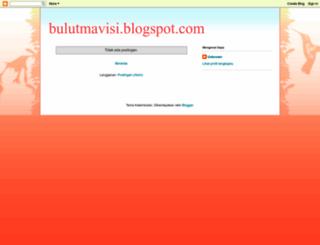 bulutmavisi.blogspot.com screenshot