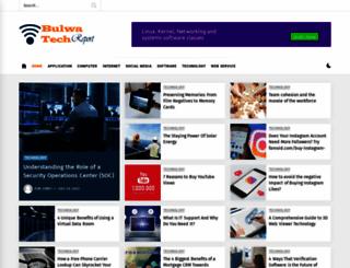 bulwatechreport.com screenshot
