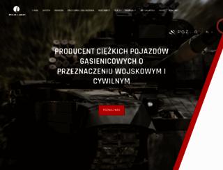bumar.gliwice.pl screenshot