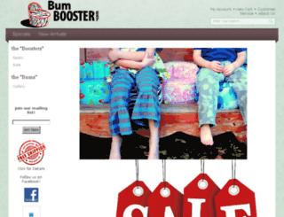bumbooster.com screenshot