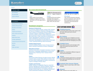 bumpersoft.com screenshot