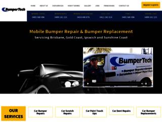 bumpertech.com.au screenshot