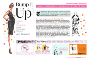 bumpitupstyle.com screenshot