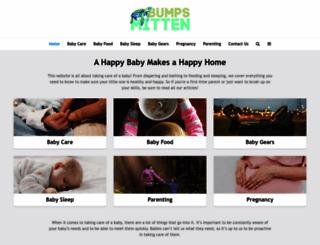bumpsmitten.com screenshot