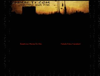 bunalti.com screenshot