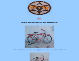 bunchobikes.com screenshot