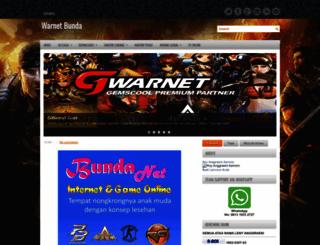 bundanet1.blogspot.co.id screenshot