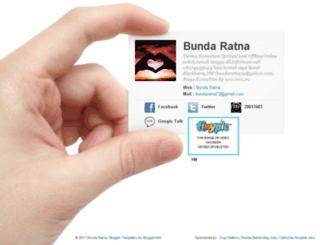 bundaratnakonsultasi.blogspot.com screenshot