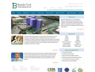 bundertech.net screenshot