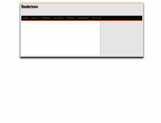 bundertown.blogspot.com screenshot