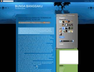 bungabangsaku.blogspot.com screenshot