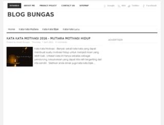bungas-barubelajar.blogspot.com screenshot