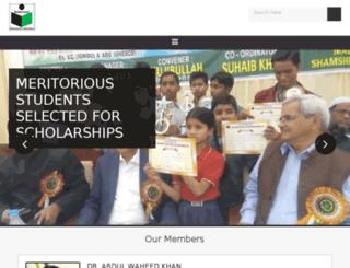 buniyaadindia.org screenshot
