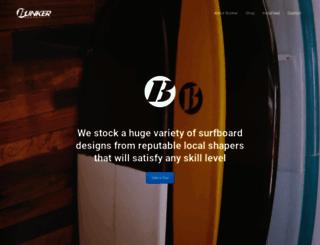 bunkerboardshops.com screenshot