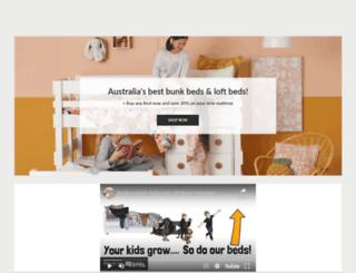 bunkers.com.au screenshot