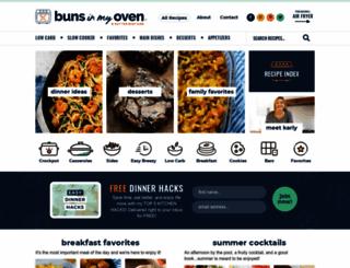 bunsinmyoven.com screenshot