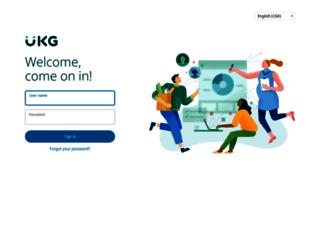 bunzlconnect.com screenshot