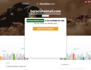 buradanalmali.com screenshot