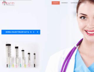 burakmedikal.net screenshot