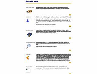 buraks.com screenshot